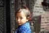 Newarimädchen in Bhaktapur
