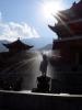 im neuen Tempel von Dali