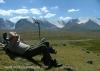 Eine der besten Aussichtspunkt auf Trekking