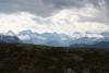 Blick auf die Romsdalalpen