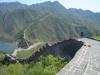 Auf der Großen Mauer (nicht öffentlicher Abschnitt)