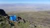 WC beim Camp 1 am Ararat