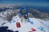 am Elbrus-Westgipfel