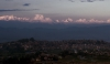 Kirtipur-Dawn over the Himalaya