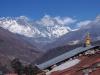 Kloster Tengpoche Mt. Everest...
