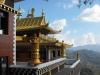 Die neue Klosteranlage bei Namo Buddha