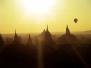 Sonnenaufgang ber Bagan